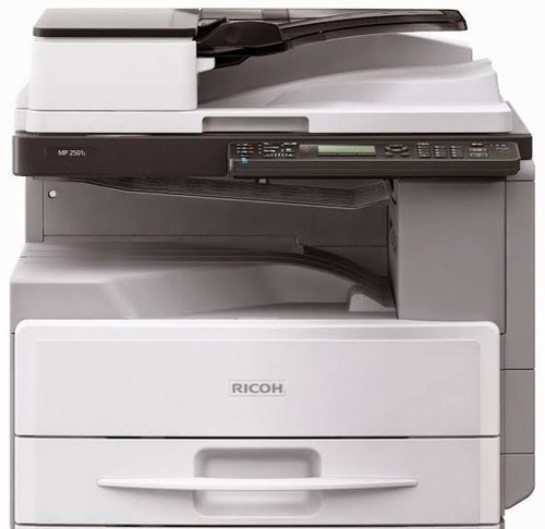 RICOH MP 2001L With Platen