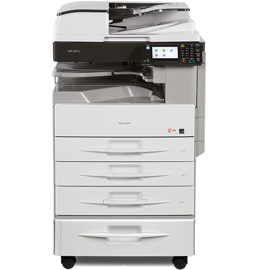 RICOH MP 2501SP with ARDF Network